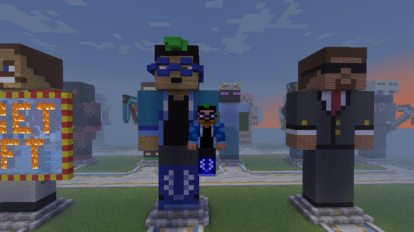 You Are Minecraft Skin Creator Project by ThatDaftPunk 854x480