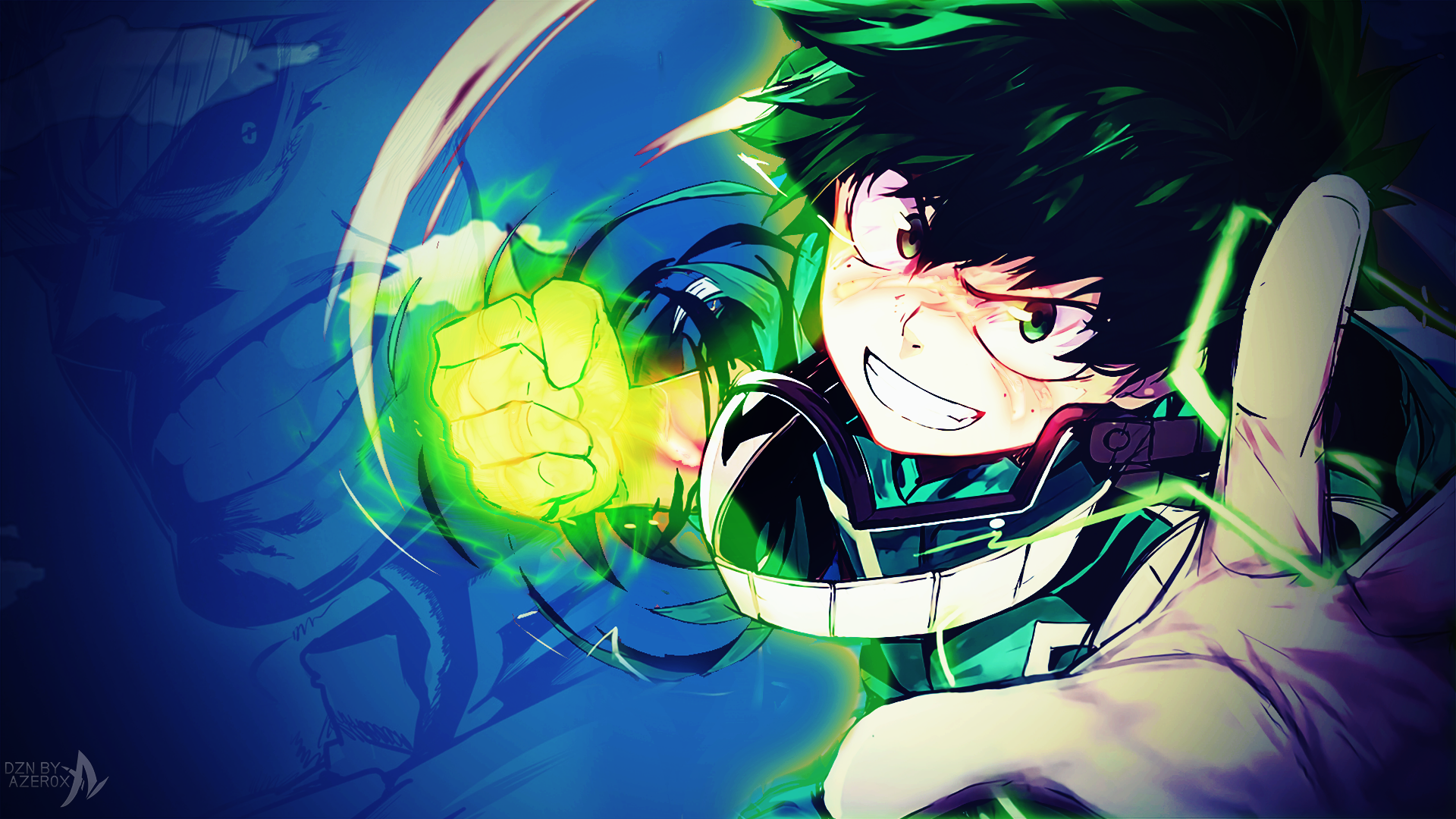 25 Izuku Midoriya Wallpapers On Wallpapersafari
