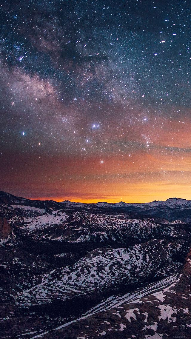 45 Yosemite Iphone Wallpaper On Wallpapersafari