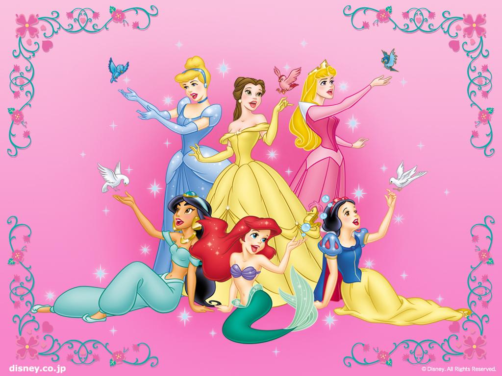 Disney Princess images Disney Princesses HD wallpaper and background 1024x768
