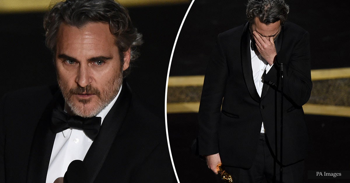 Oscars Joaquin Phoenix pays emotional tribute to late brother 1200x628
