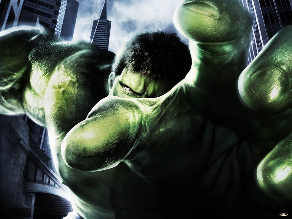 Hulk wallpapers collection 1024x768