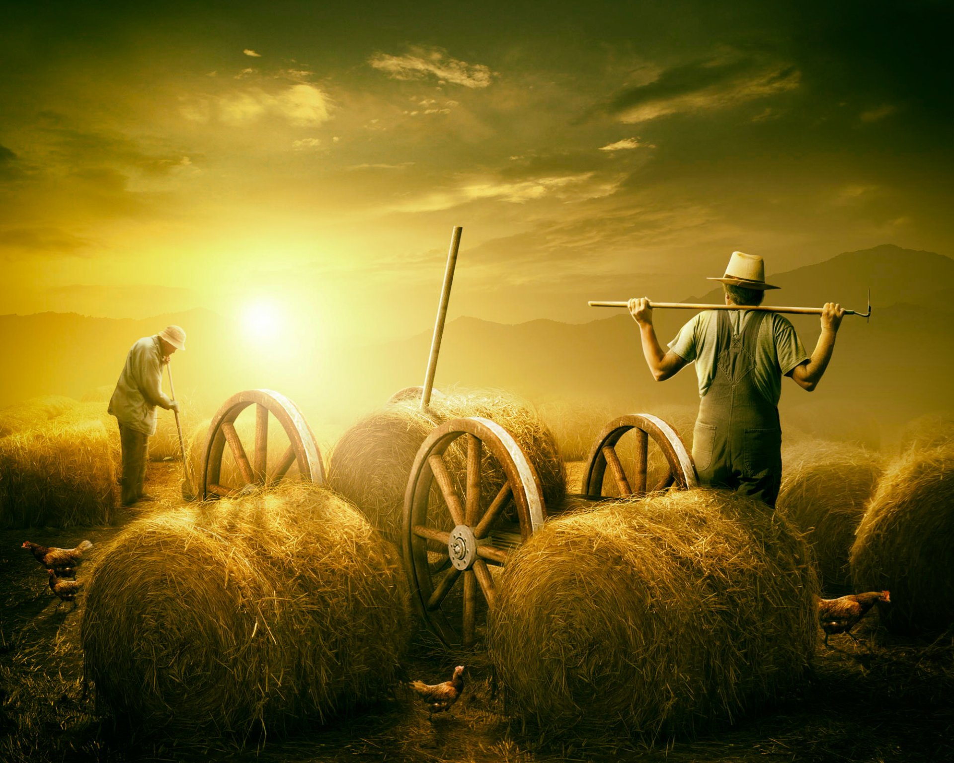 Best 38 Farmer Desktop Backgrounds on HipWallpaper Beautiful 1920x1536