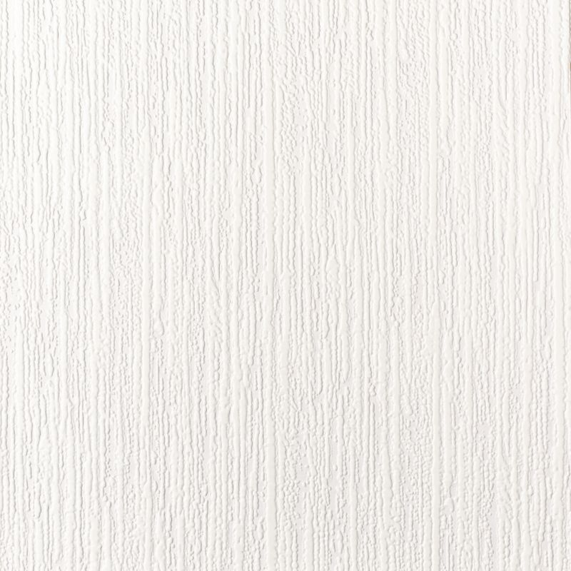 Line Paintable Wallpaper in White with a Vinyl finish by Superfresco 800x800