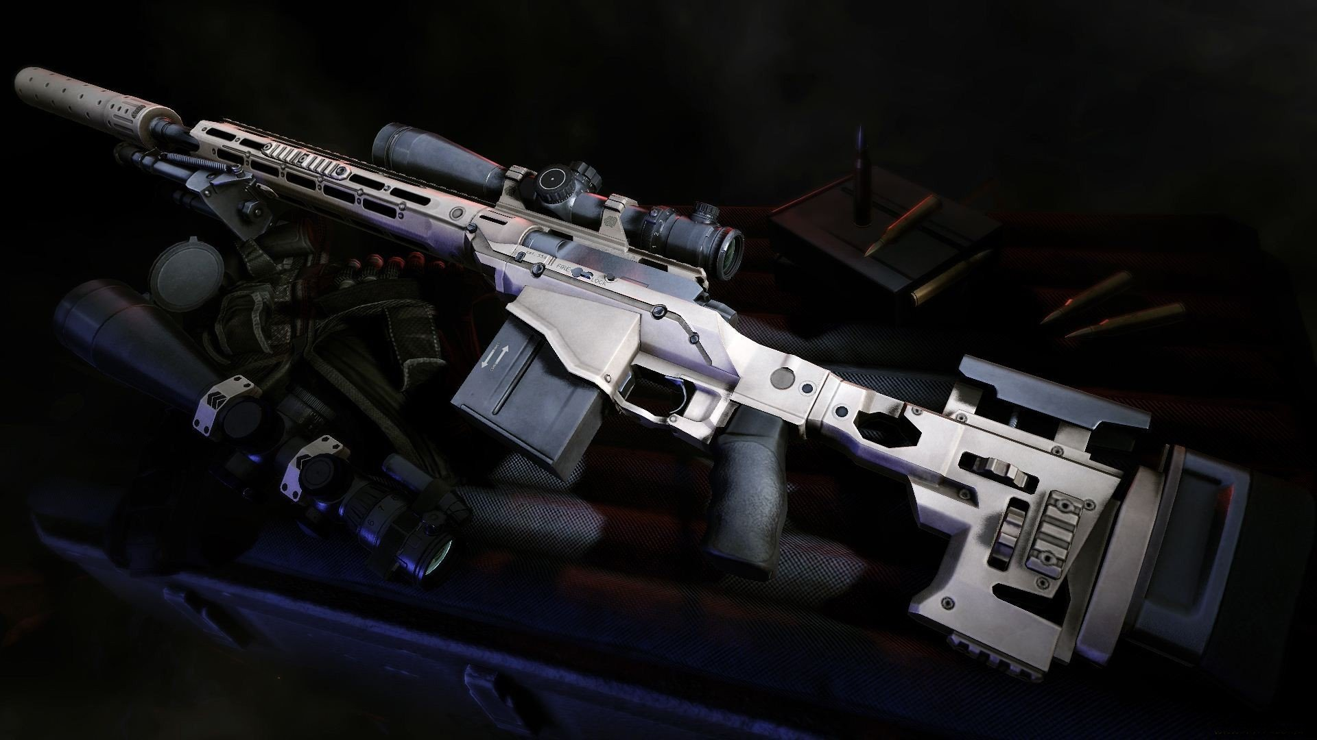 Sniper Ghost Warrior 2 game rifle sniper ghost warrior 1920x1080