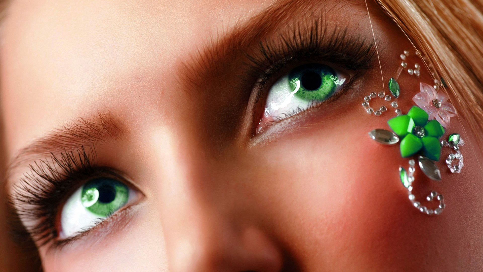 Free download Green Eyes close up flower girl green eyes ...