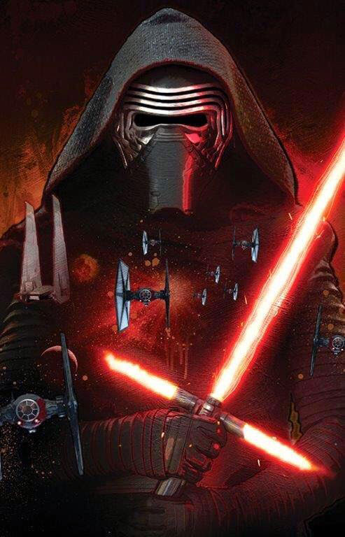 Possible Reveal of Kylo Ren in Star Wars The Force Awakens 493x768