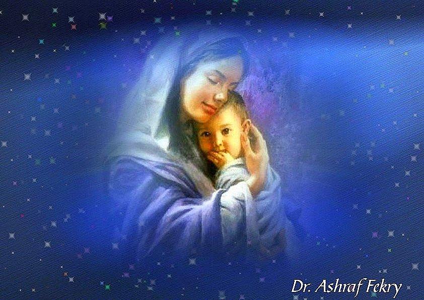Картинки праздником, картинки мать с сыном на небесах