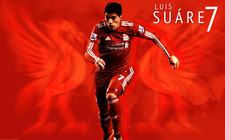 Luis Suarez High Definition Wallpaper   Football Wallpaper HD 1440x900
