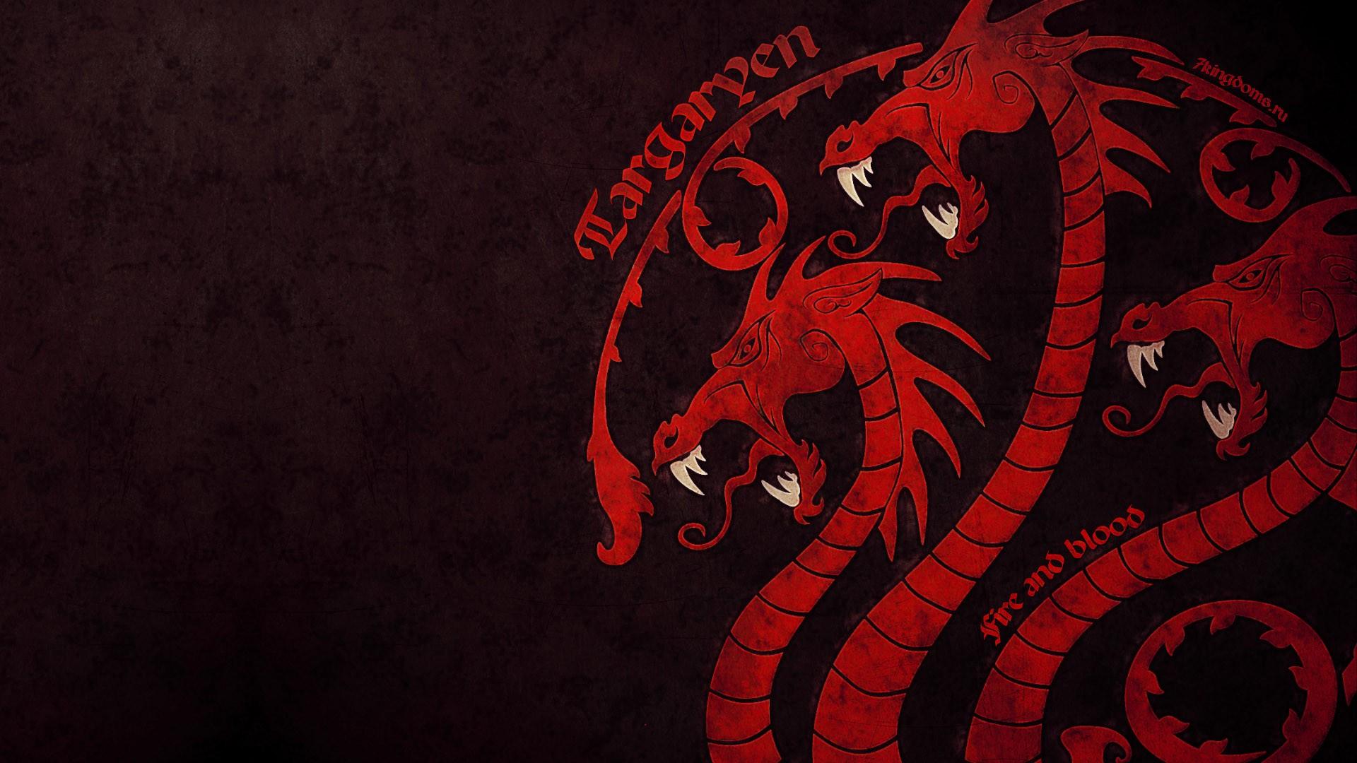 Game of Thrones House Targaryen   Wallpaper High Definition High 1920x1080