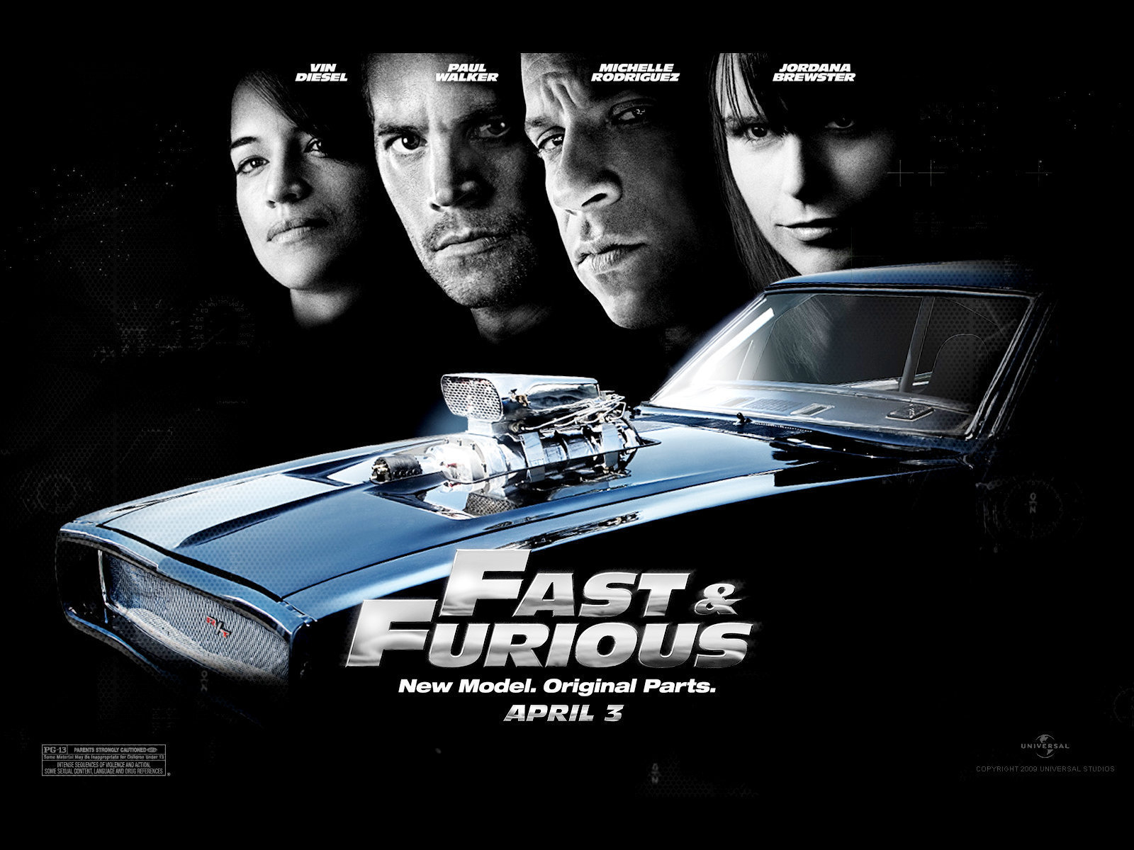 Fast Furious   Paul Walker Wallpaper 5012294 1600x1200