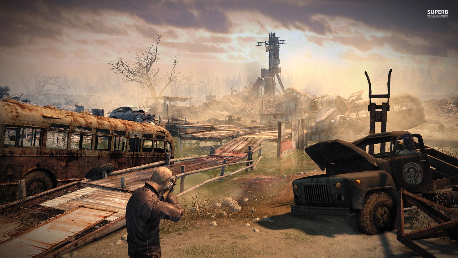 Mad Max The Game Wallpaper - WallpaperSafari