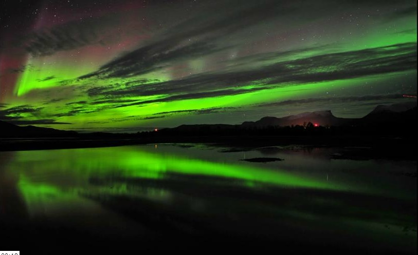 Aurora Borealis in Abisko 813x497