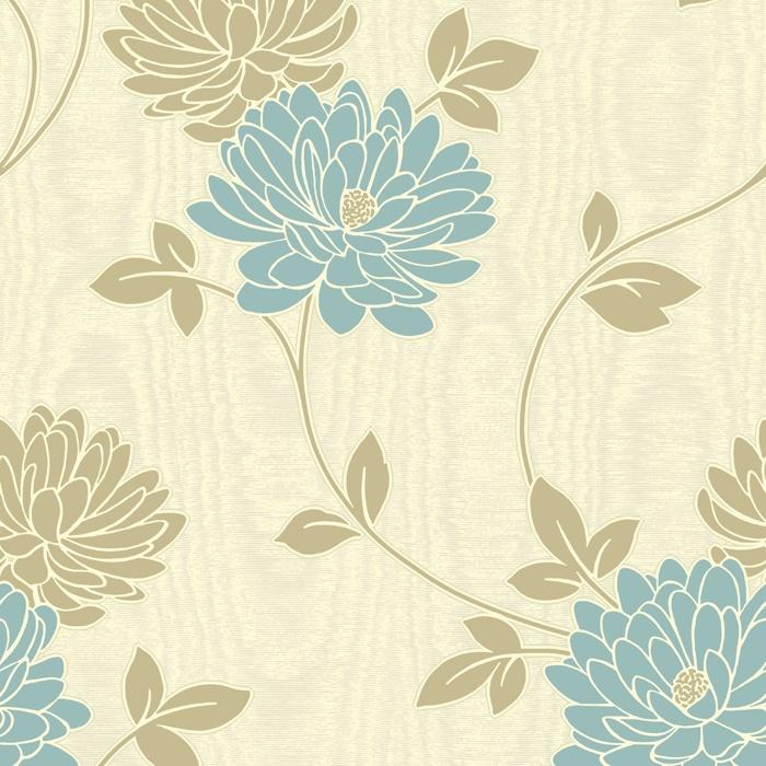 Wallpaper Fine Decor Fine Decor Madison Wallpaper Cream Blue 700x700