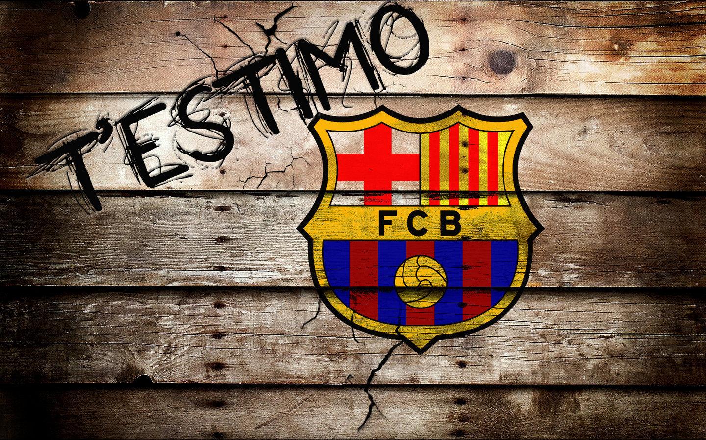 FC Barcelona Logo Wallpaper   FC Barcelona Wallpaper 1440x900