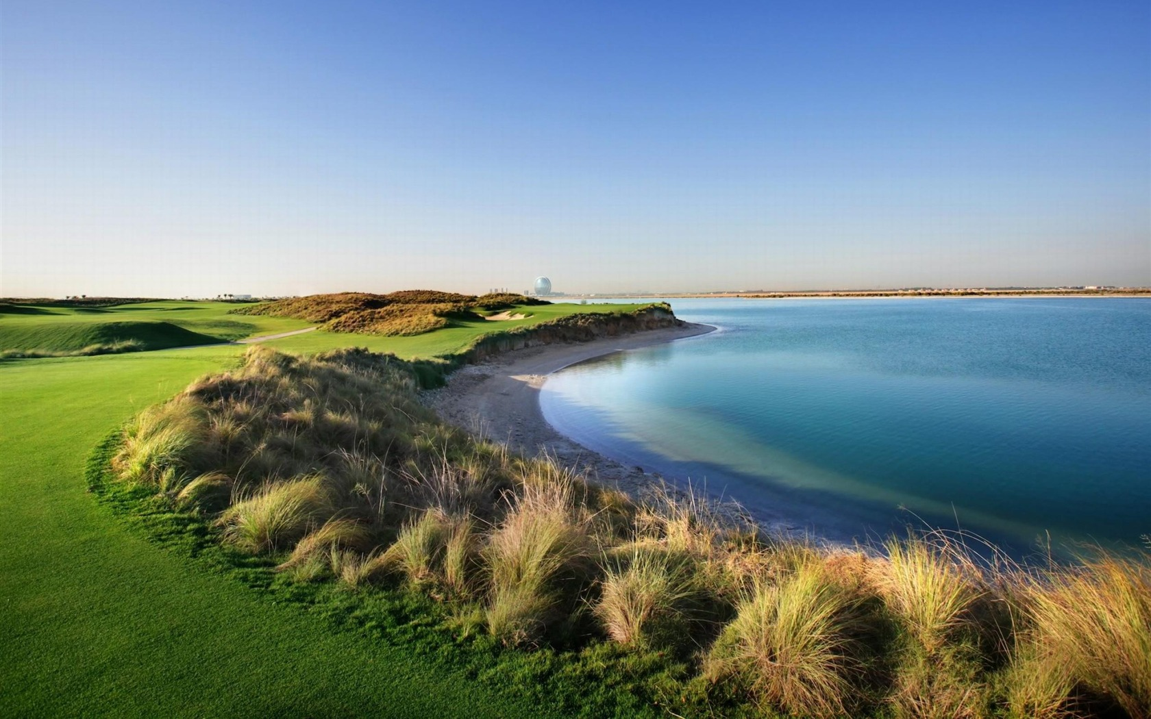 47 Golf Course Pictures Wallpaper 1680x1050 On Wallpapersafari