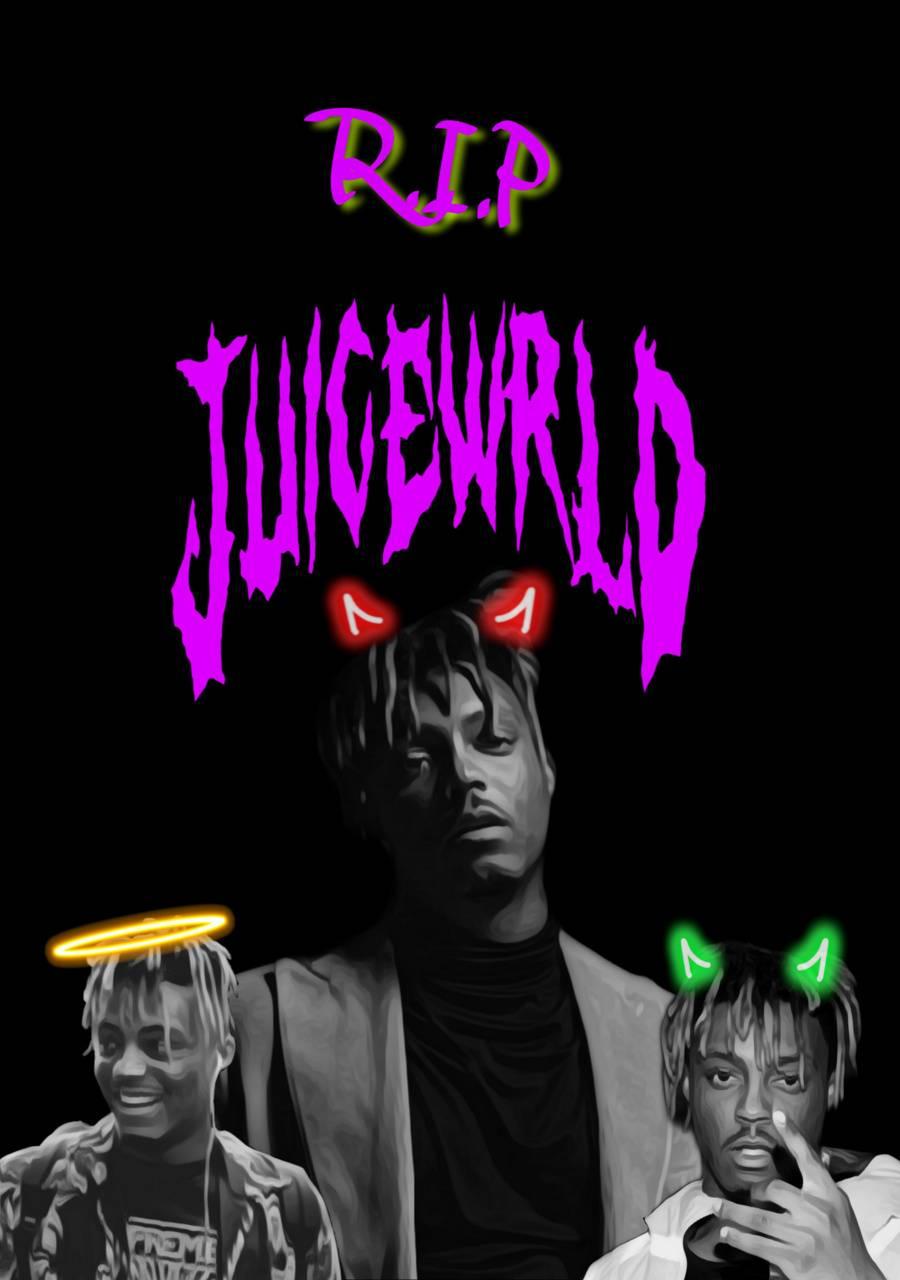 Juice Wrld Live Wallpaper   715x1017   Download HD Wallpaper 900x1280