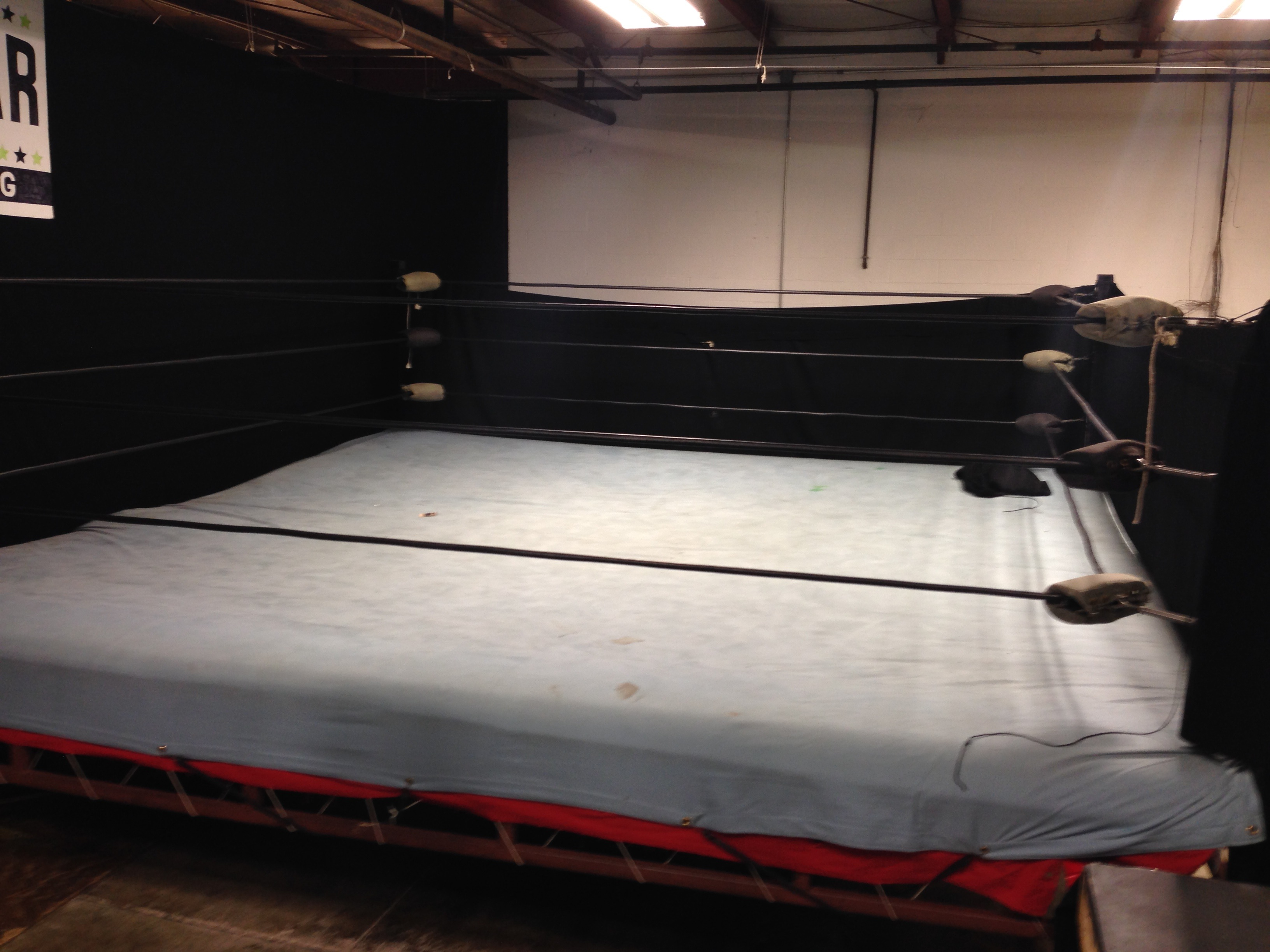 Wrestling Arena Background Wrestling ring 3264x2448