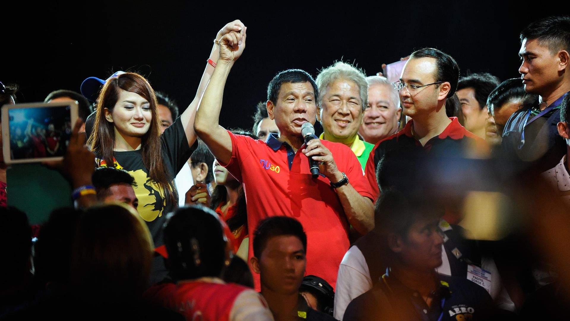 Duterte says hes old and tired will retire before his term ends 1920x1080
