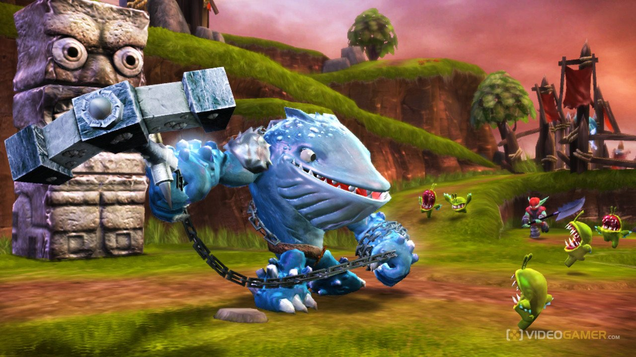 Skylanders Giants desktop wallpaper 38 of 45 Video Game 1280x720