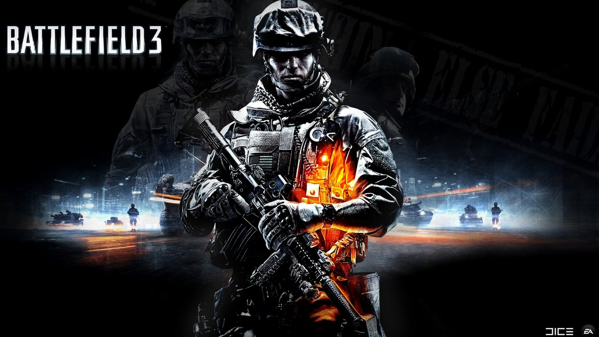 Battlefield 3 Wallpaper 1080p - WallpaperSafari