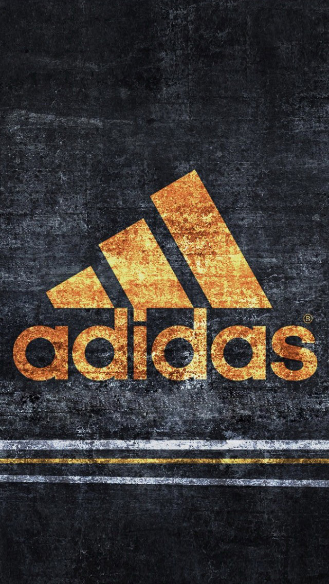 iPhone 5 wallpapers HD   Adidas LOGO 5 Backgrounds 640x1136