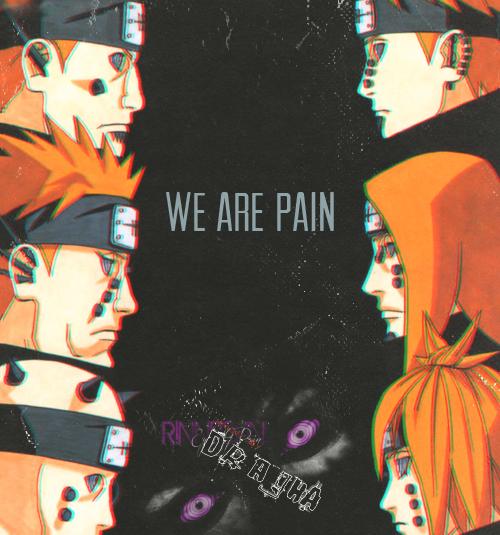 Pain Naruto Wallpaper: Six Paths Of Pain Wallpaper