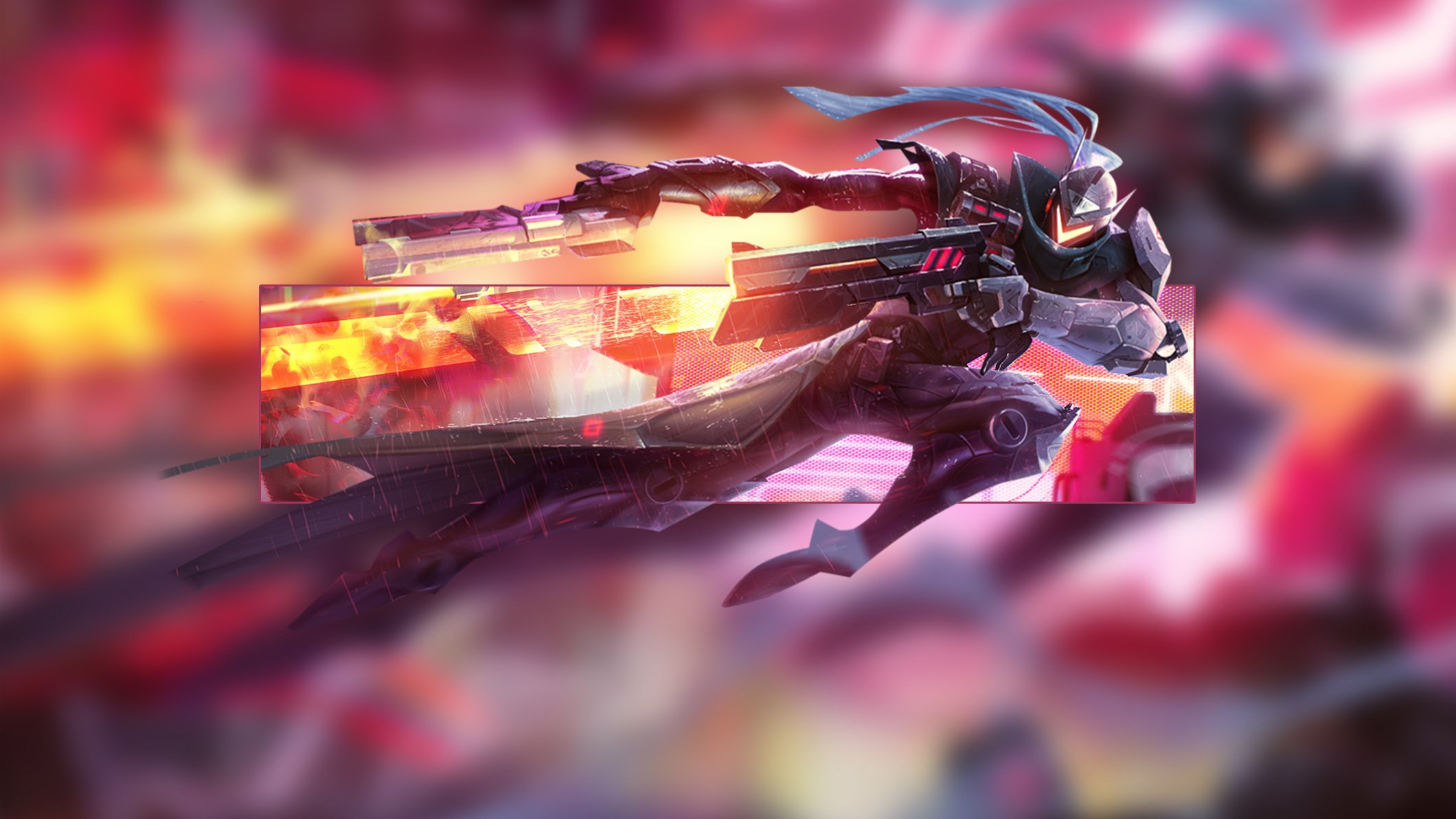 Lucian   LoL Wallpapers HD Wallpapers Artworks for League of 2120x1192