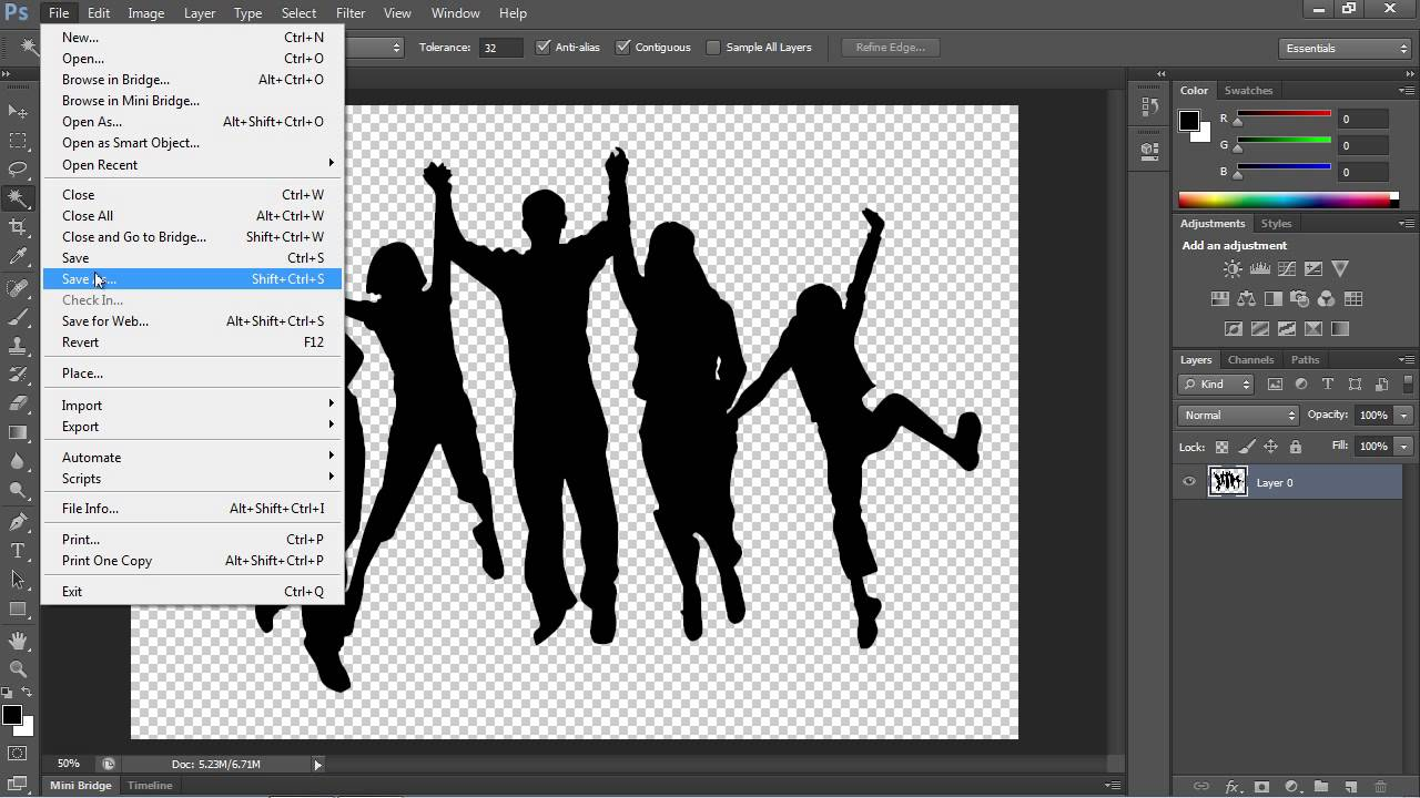 Photoshop elements png hintergrund transparent