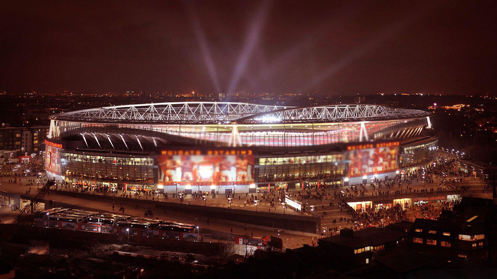 [77+] Emirates Stadium Wallpapers On WallpaperSafari