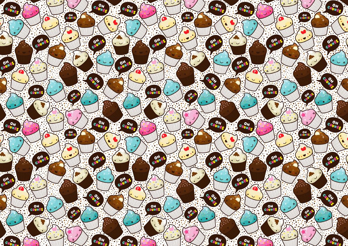 cupcakes wallpaper wallpapersafari