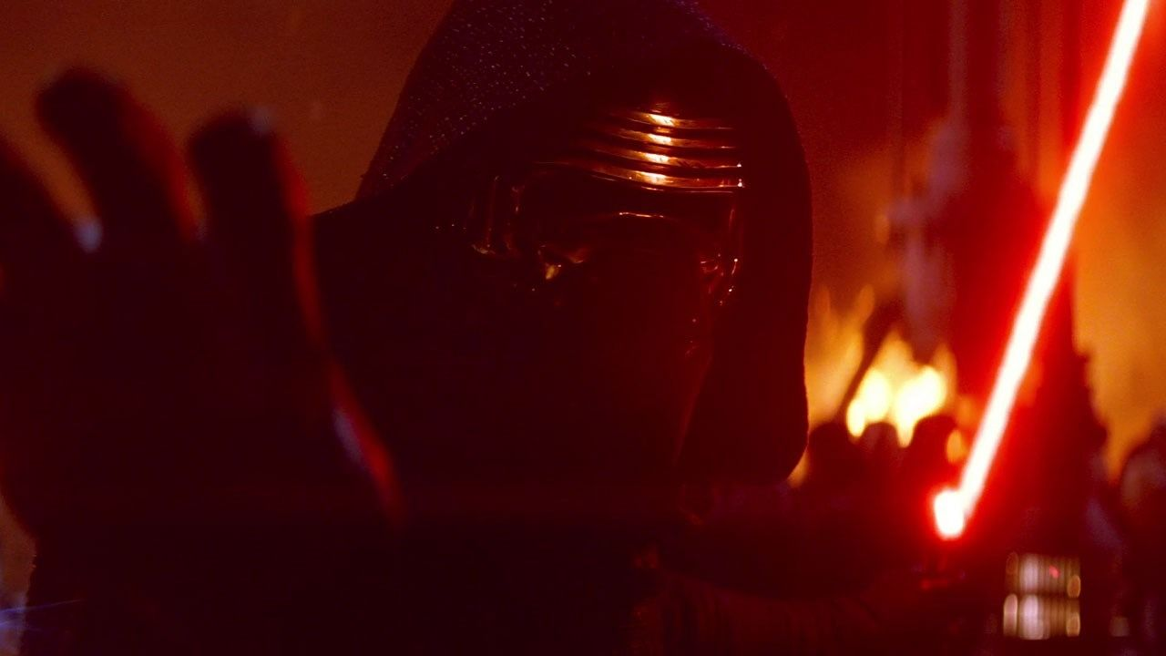 Who is Kylo Ren What role do the Knights of Ren have to play Write 1280x720
