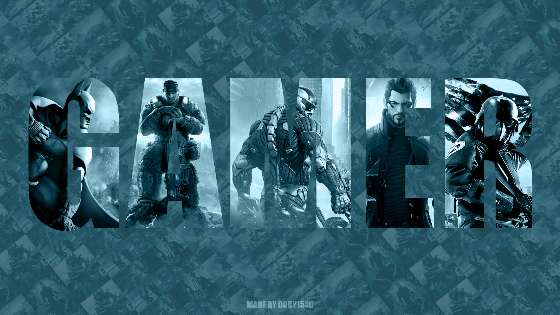 HD Gamer Wallpaper  WallpaperSafari