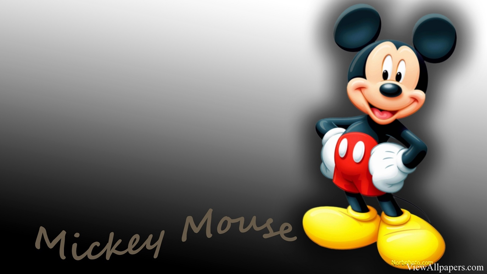 Mickey Mouse Disney Mickey Mouse HD Wallpapers 1600x900