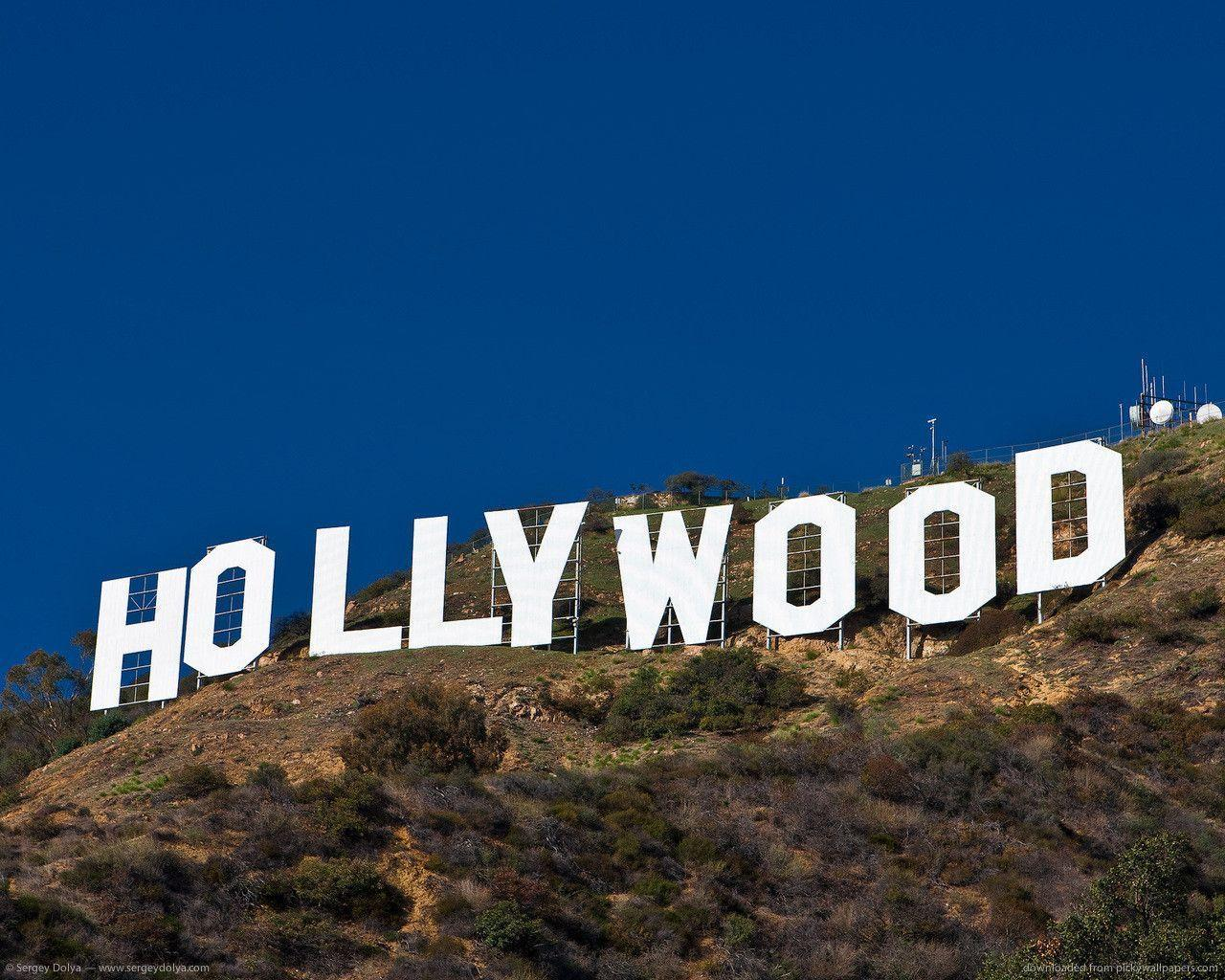 Hollywood Sign Wallpapers   Top Hollywood Sign Backgrounds 1280x1024