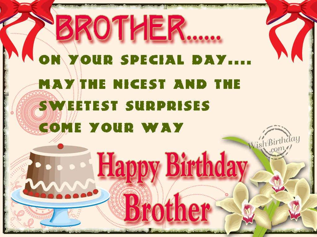 happy birthday brother hd beautiful desktop wallpapers 1024x768