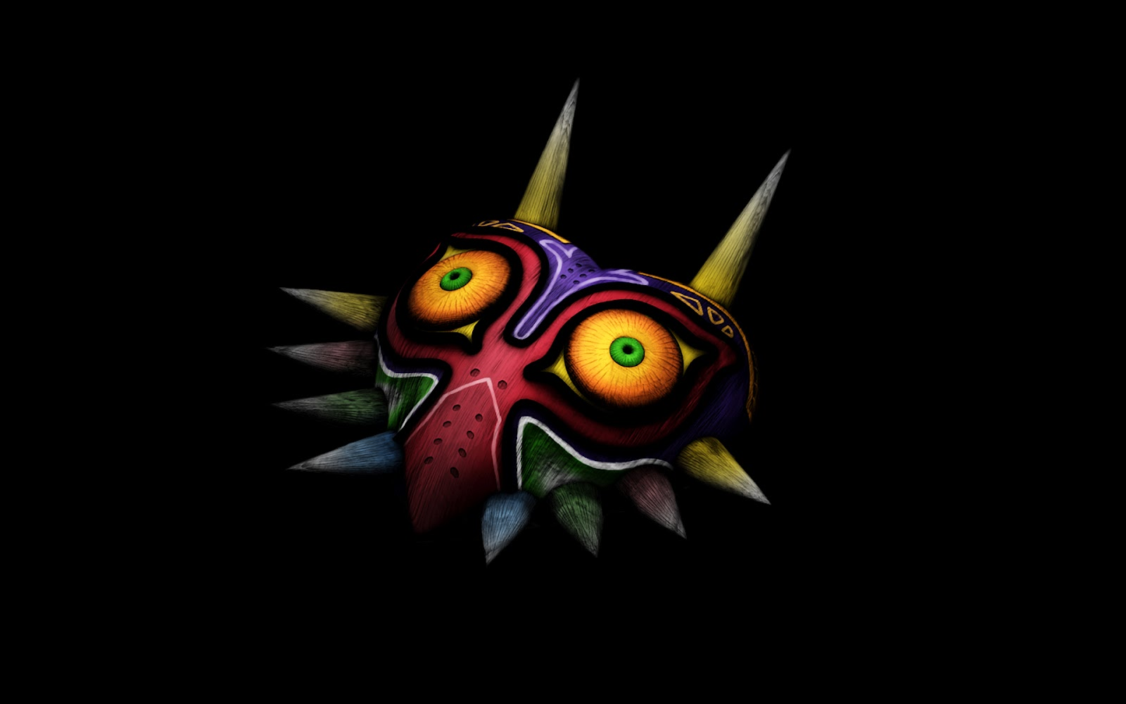 Majora S Mask Desktop Background: Legend Of Zelda Live Wallpaper