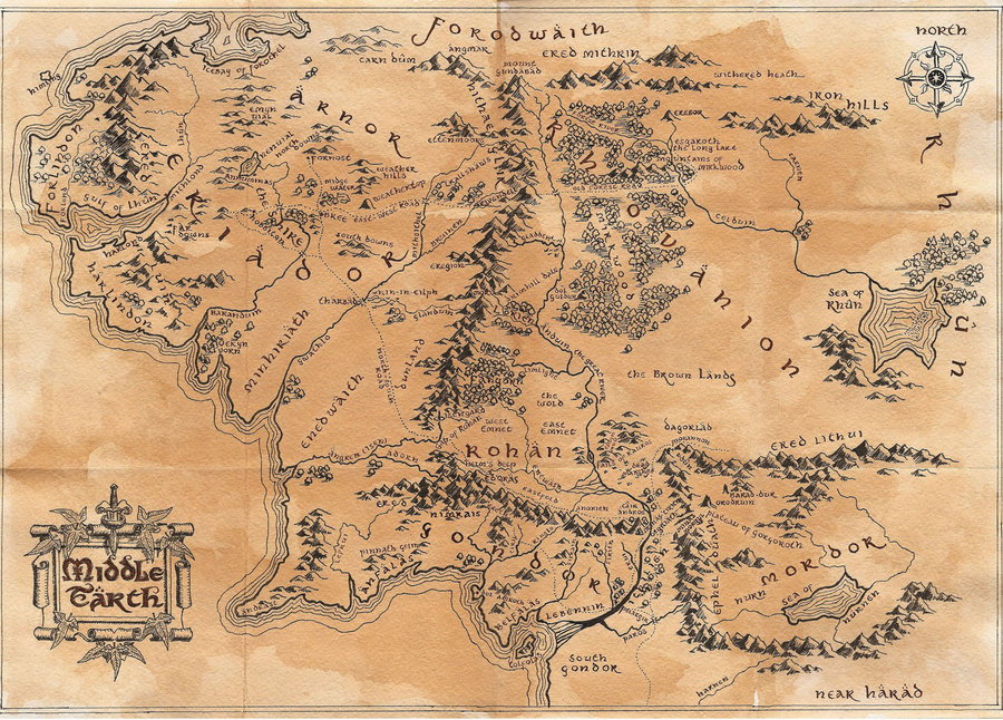 file name middle earth map by kethwyn2013 d5qih1pjpg resolution 900x646