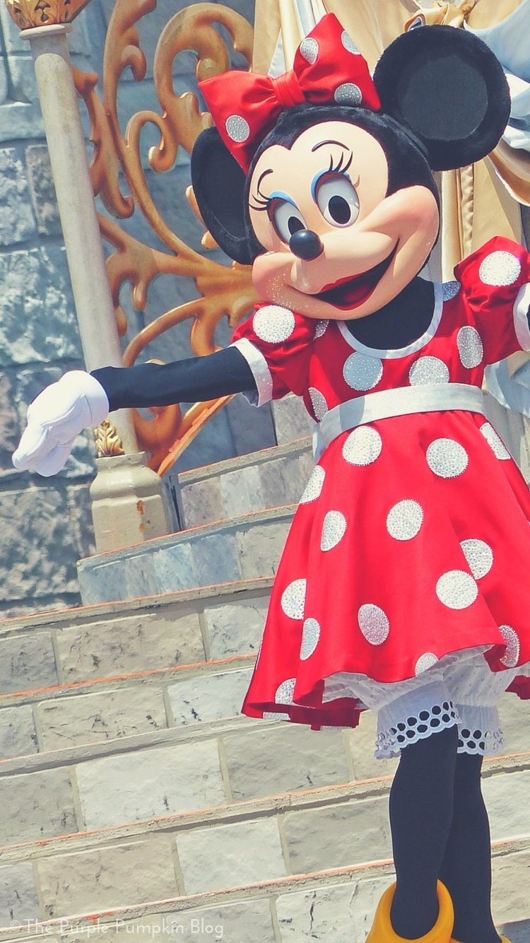 Wallpaper iphone minnie mouse - Minnie Mouse Iphone Disney Wallpapers