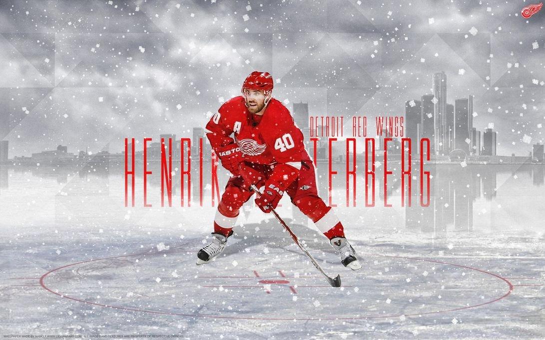 Amazoncom Henrik Zetterberg 38x24 inch 96x60 cm Silk Poster 1091x681