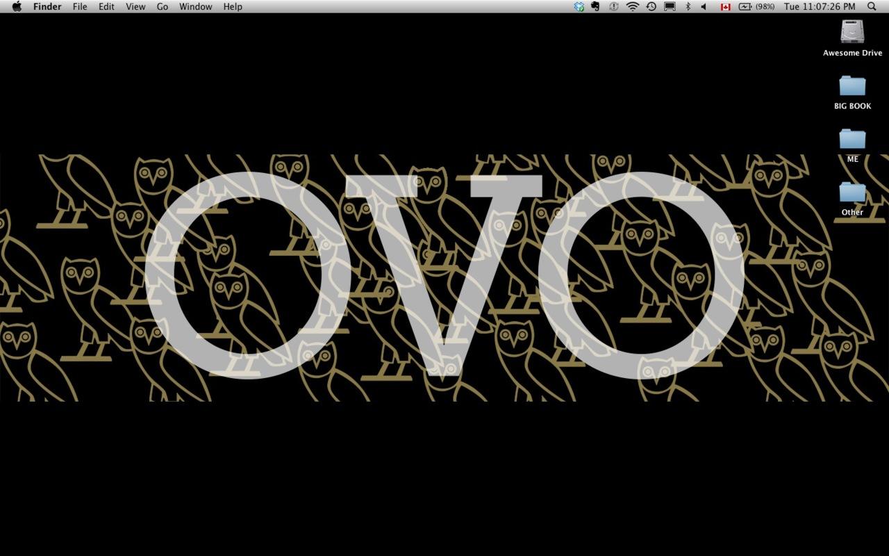 Wallpaper Ovo Happy Revel 1280x800