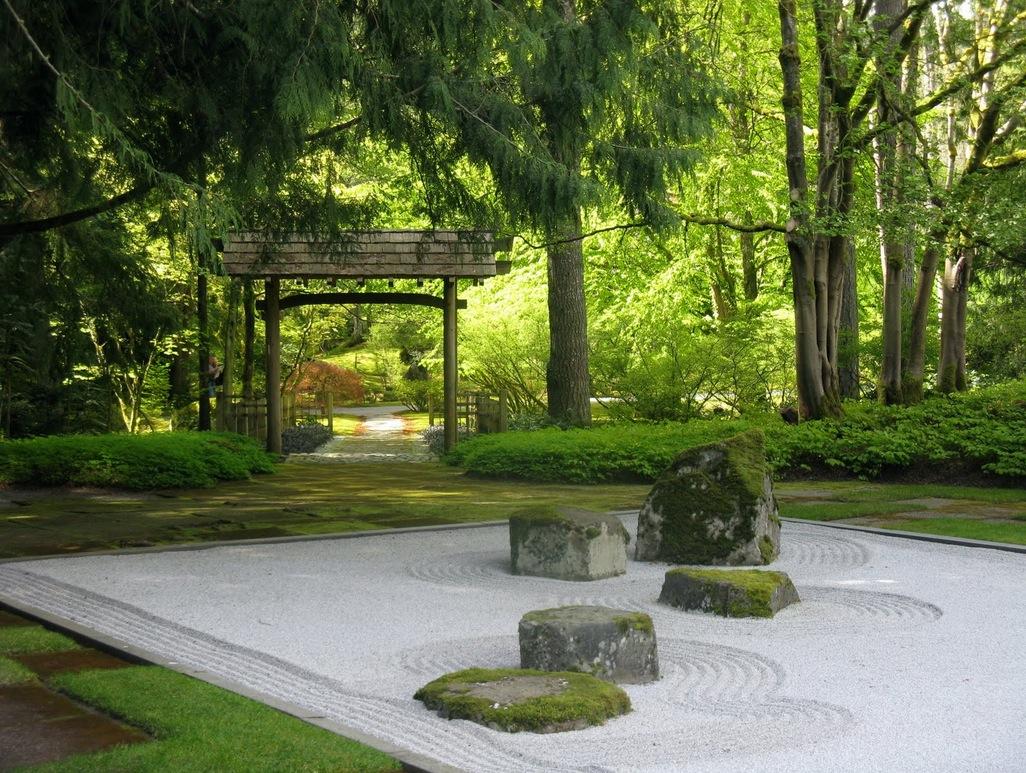 Japanese Zen Gardens 1026x773