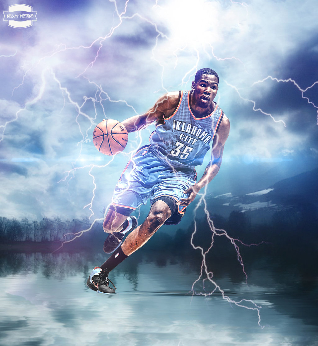 Kevin Durant Wallpaper by NewtDeigns 1024x1116