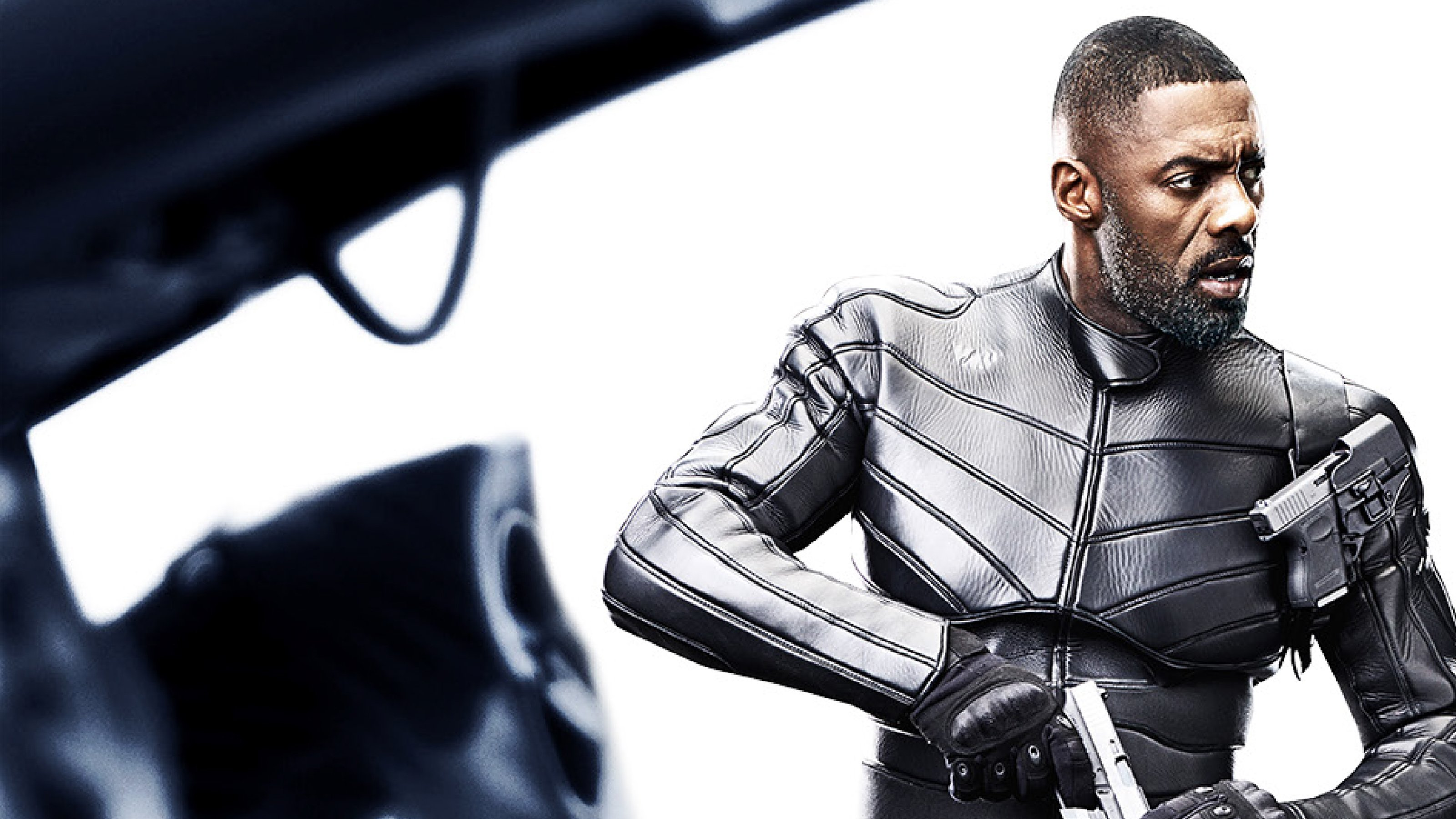 Idris Elba in Fast Furious Presents Hobbs Shaw 2019 Wallpapers 3200x1800
