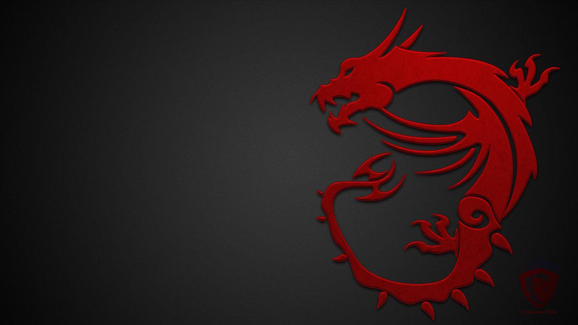 Msi Dragon Logo Pictures 1191x670