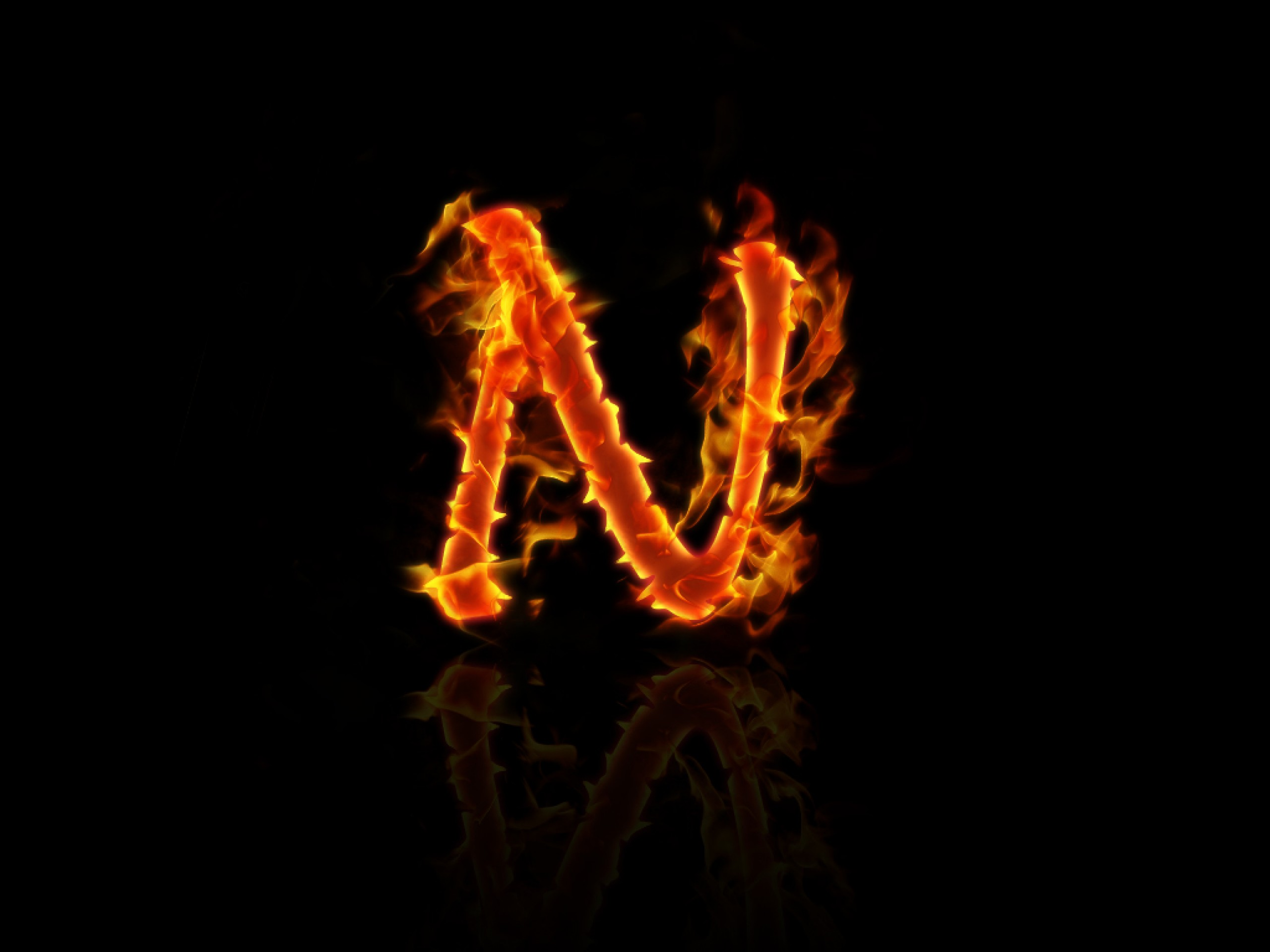 letter a wallpaper for iphone