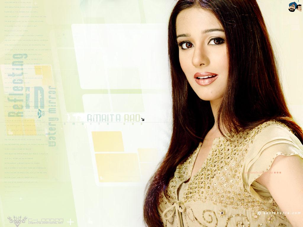 Wallpapers Indian CelebritiesF Amrita Rao 1024x768