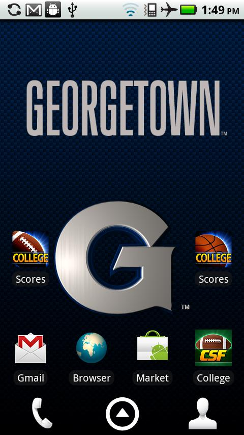 Georgetown Live Wallpaper HD   Android Apps and Tests   AndroidPIT 480x854