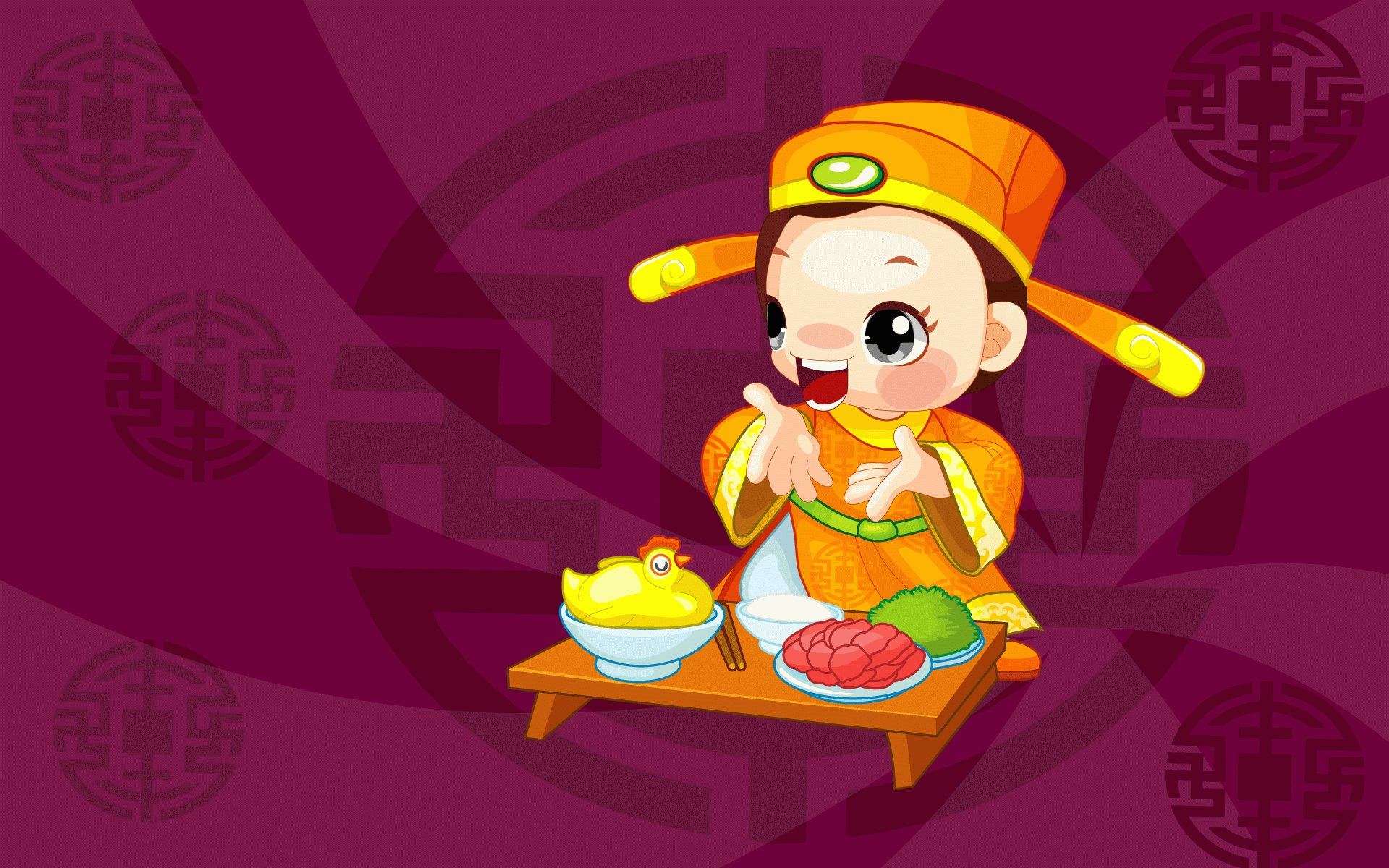 Chinese Style Cartoon Wallpaper5 Cool Wallpapers Wallpaper 1920x1200