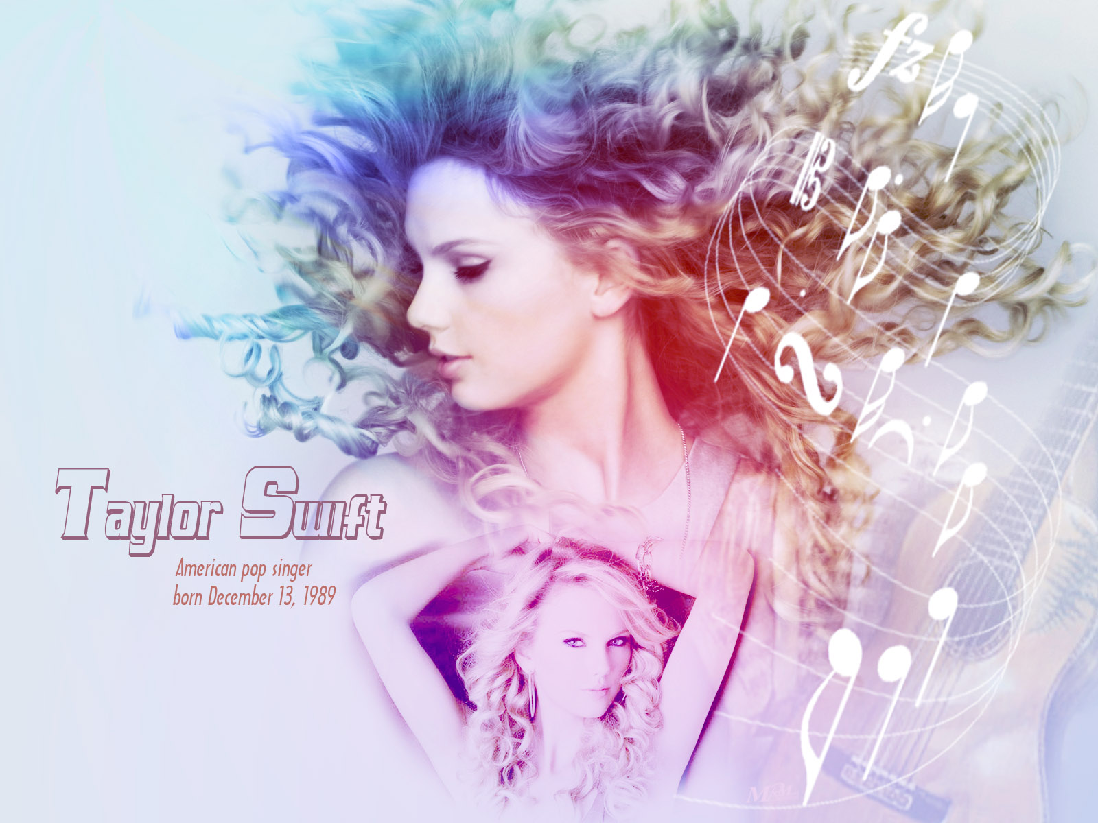 Taylor Swift wallpaper ALL ABOUT MUSIC 1600x1200